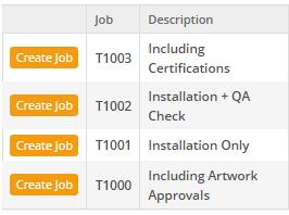 JobTemplates